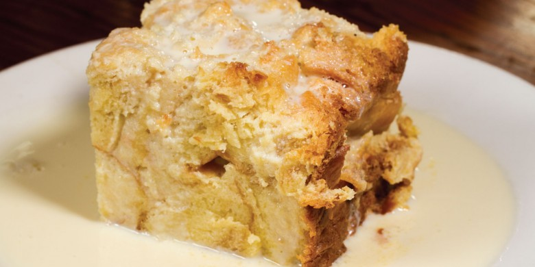 Award Winning White Chocolate Bread Pudding